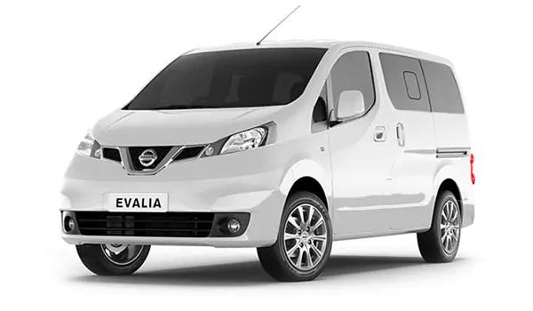 corfu car rental seven seater